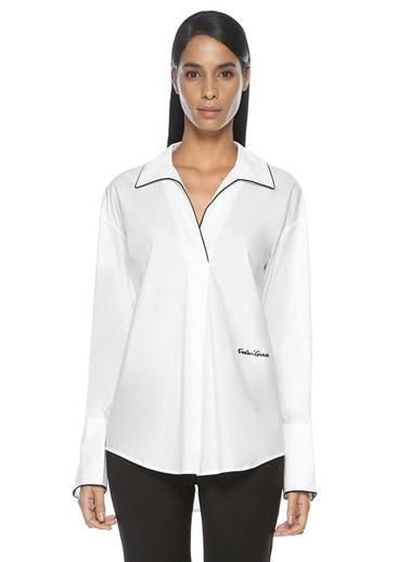 Uzun Kollu Gömlek-Mo&Co
